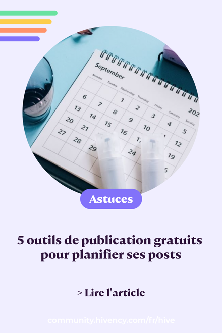 Tips Articles -Planifier posts